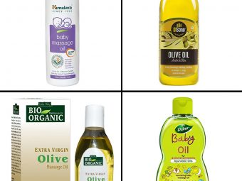 11 Best Olive Oils For Baby Massage In India - 2021