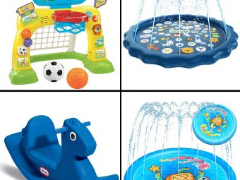 11 Best Outdoor Toys For 1-Year-Olds In 2021