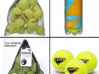 11 Best Tennis Balls Of 2021
