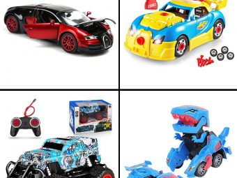 11 Best Toy Cars For 5-Year-Old Kids