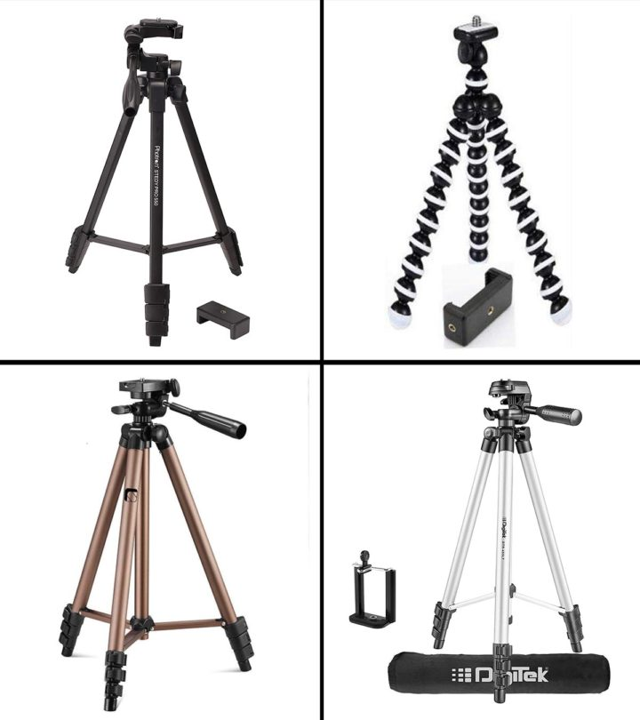 11 Best Tripod Stands In India For A Picture That Speaks A Thousand Words