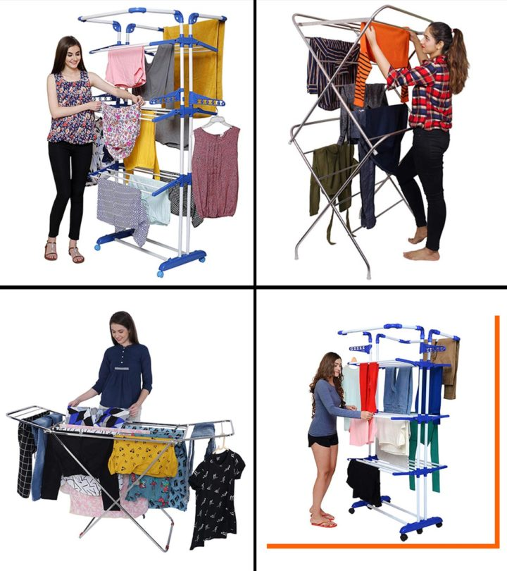 11 best cloth drying stands in India-2021