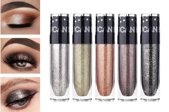 UCANBE Sparkling Liquid Eyeshadow Set