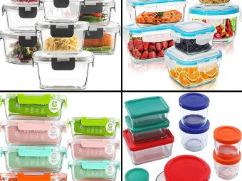 13 Best Glass Food Storage Containers In 2021