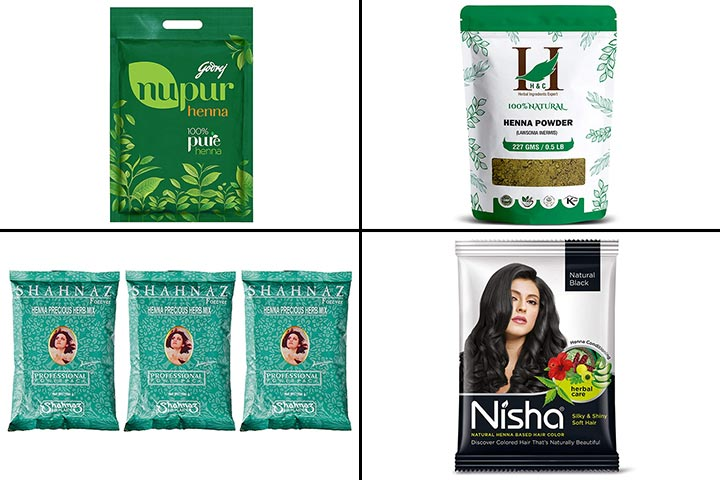 13 Best Henna Powders For Hair In India-2021