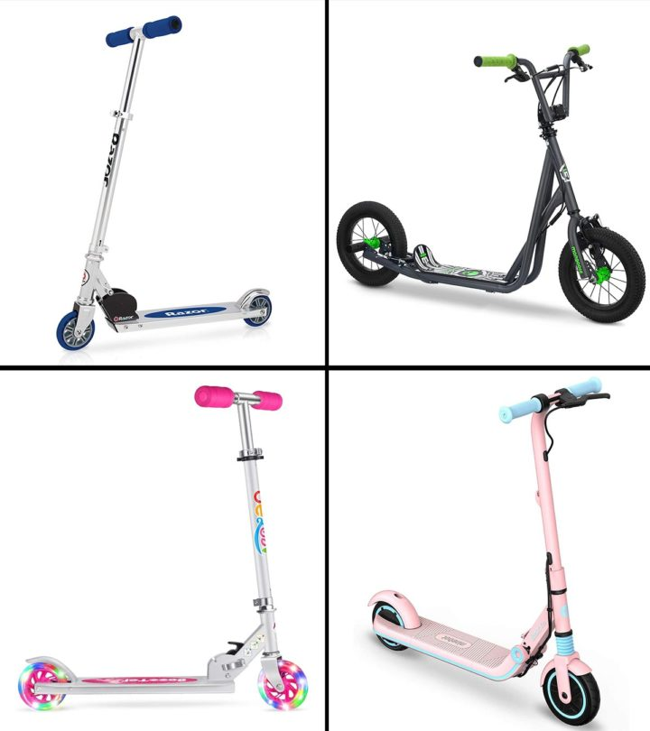 13 Best Scooters For A 6-Year-Old In 2021