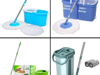 13 Best Spin Mops In India That'll Save You Time And Effort!