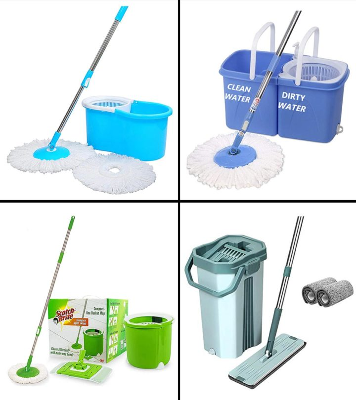 13 Best Spin Mops In India Available In 2021