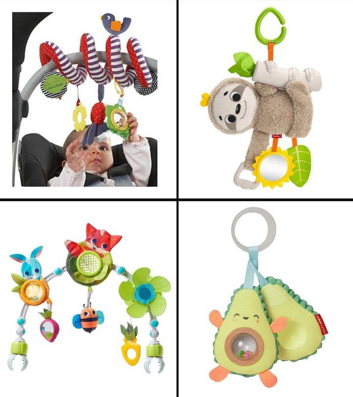 13 Best Stroller Toys To Buy In 2021