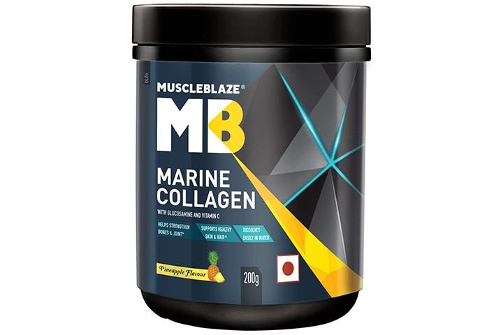 Muscleblaze Marine Collagen