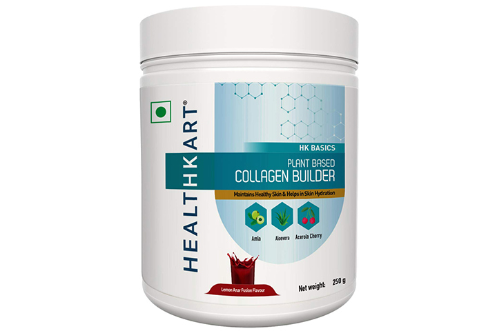 Healthkart Plant-Based Collagen Builder