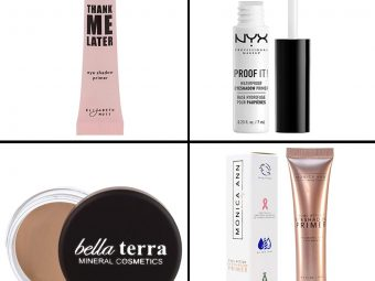 15 Best Eyeshadow Primers For Oily Lids Of 2021