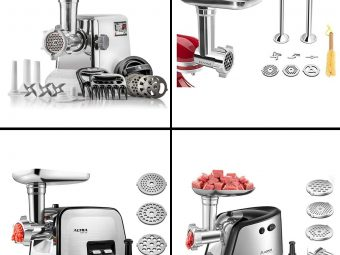 15 Best Meat Grinders For Home Use In 2021