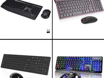 15 Best Wireless Gaming Mouse And Keyboard Combos In 2021
