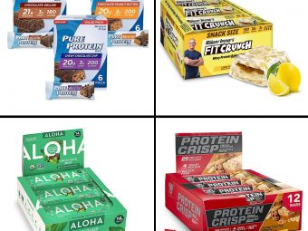 17 Best Healthy Protein Bars With Low Sugar In 2021