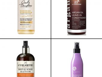 17 Best Leave-in Conditioners For Curly Hair In 2021