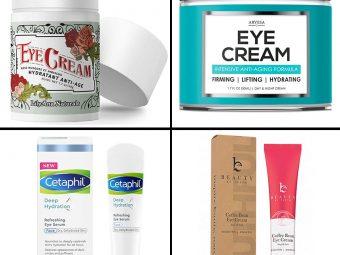 17 Best Under-Eye Creams For Sensitive Skin In 2021