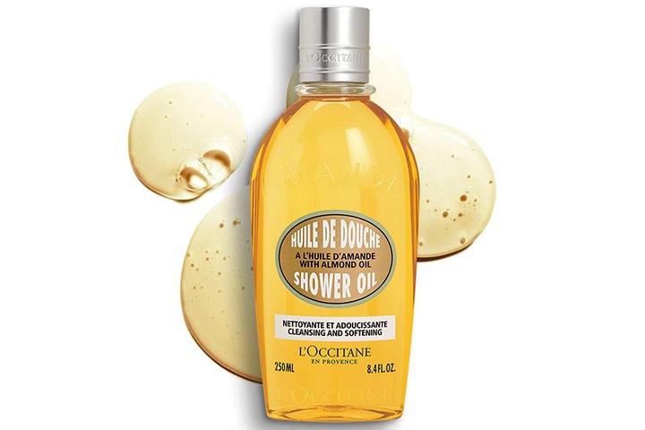 L'Occitane En Provence Shower Oil