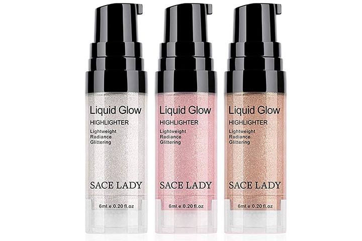Sace Lady 3 Pack Liquid Highlighter