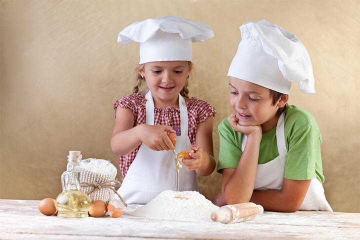 21 Easy And Fun Cooking Activities For Kids