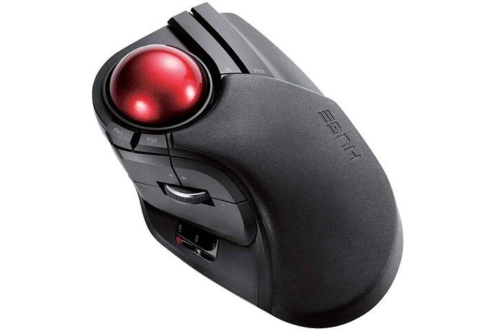 Elecom 2.4GHz Wireless Trackball Mouse
