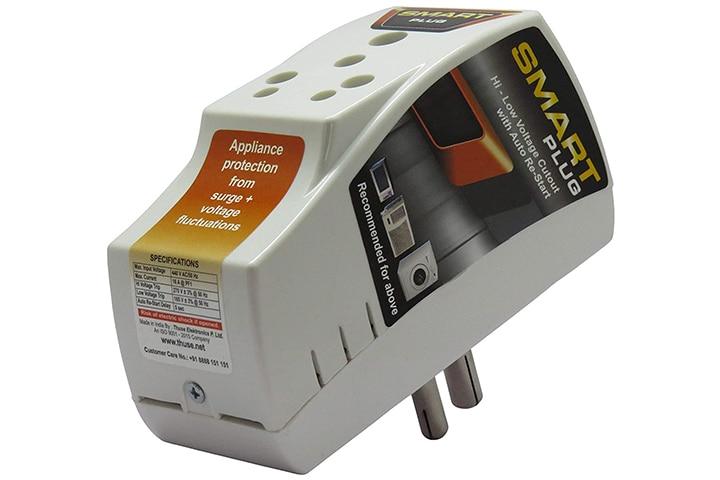 Smart Plug High Low Voltage Cutout