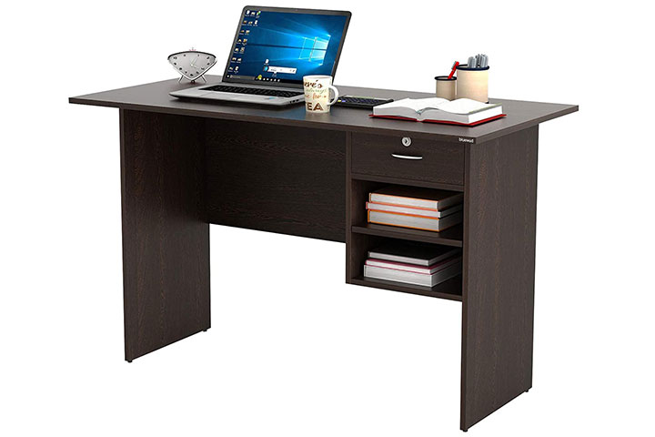 Bluewud Amalet Engineered Wood Study Table