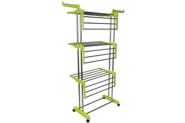 Living Basics Rust-Free Drying Stand