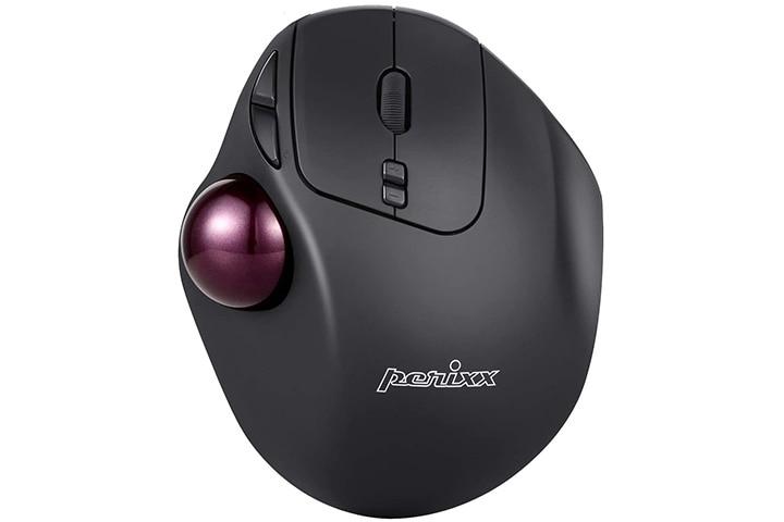 Perixx11568 Perimice-717 Wireless Trackball Mouse