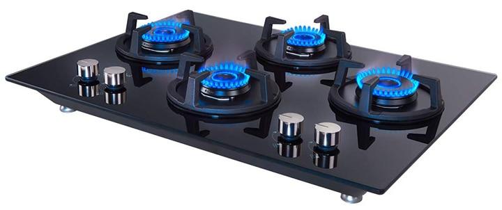 Whirlpool Hob 4 Burner Gas Stove