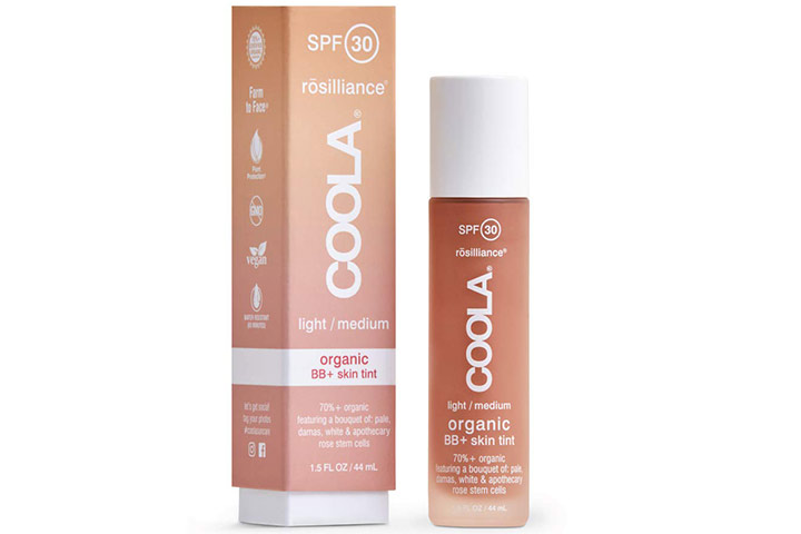 Coola Organic Rosilliance BB+ Cream