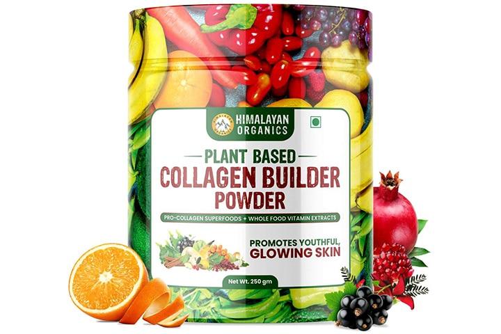 Himalayan Organics Collagen Builder Powder