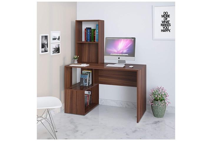 Klaxon Vienna Engineered Wood Study Table