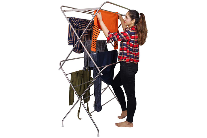 Parasnath Prime Stainless Steel Cloth Dryer