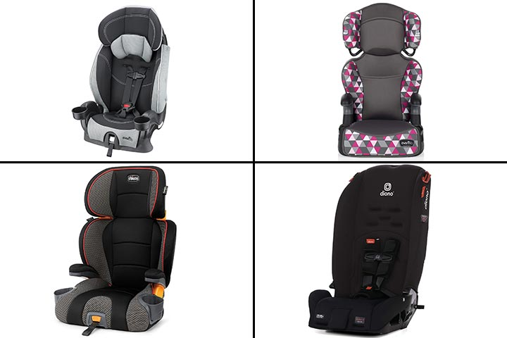 9 Best Car Seats For 4-Year-Olds