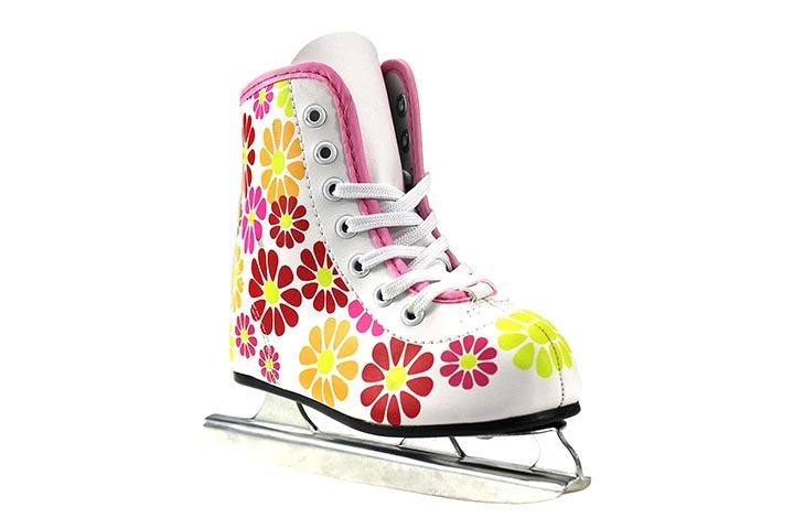 American Athletic Store Double Runner Ice Skate – Flower Shower