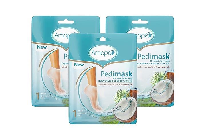 Amope Pedimask Foot Mask