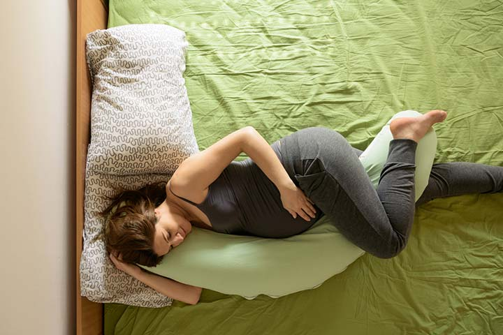 Benefits of Pregnancy Pillow in Hindi