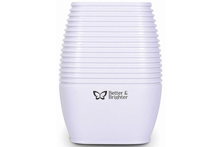 Better & Brighter Homecare ABS Plastic Mini Dehumidifier