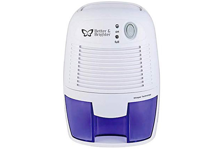 Better & Brighter Homecare Thermoelectric Dehumidifier