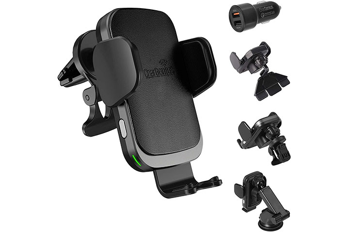 CharGenius Wireless Car Charger Mount
