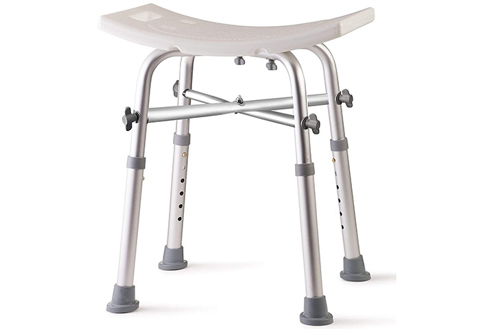 Dr. Kay's Adjustable Height Bath And Shower Chair
