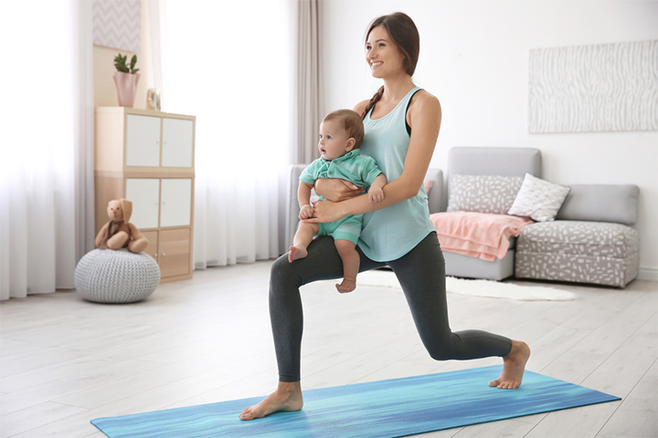 Exercise When Breastfeeding: Health Benefits And Tips To Follow