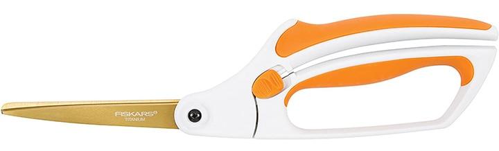 Fiskars Titanium Easy Action Scissors