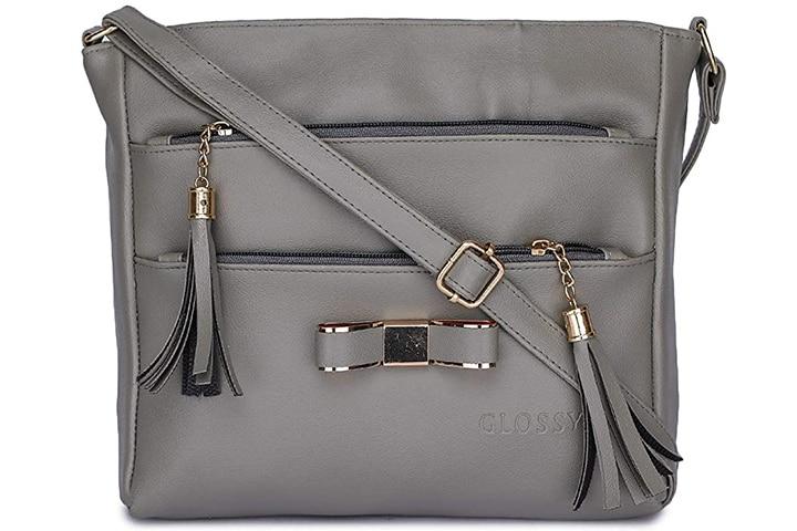 Glossy Sling Bag