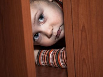Helping Your Super-Shy And Scared-Of-Strangers Toddler