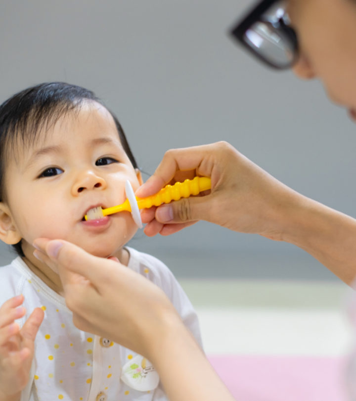 How To Brush Your Toddler's Teeth?