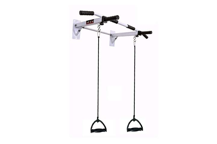 IBS Iron Pull-Up Bar