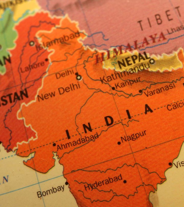 Indian Geography Question And Answers For Kids