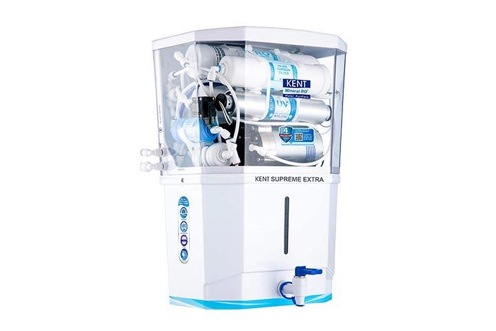 Kent Supreme Extra Alkaline Water Purifier